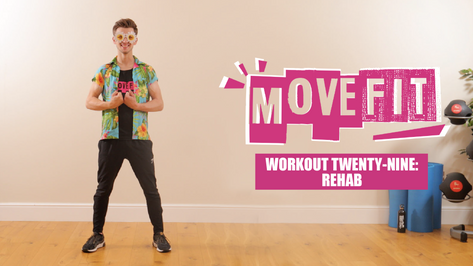 MoveFit Workout 29 | Rehab