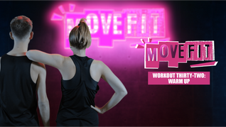 MoveFit Individual Workout 32   Warm Up