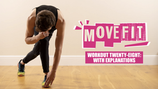 MoveFit Workout 28 | With Explanations