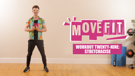 MoveFit Workout 29 | Stretchacise