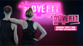 MoveFit Workout 32   Without Explanations