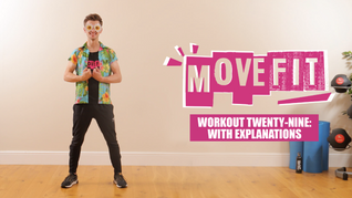 MoveFit Workout 29 | With Explanations