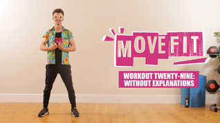 MoveFit Workout 29 | Without Explanations