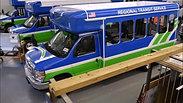 RGRTA 6 bus wrap