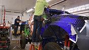 NBT Monster truck wrap