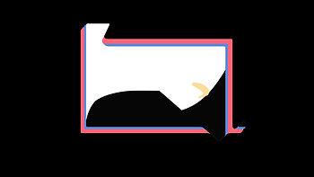 b. Logo animado sin tagline