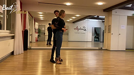 Bachata Combination Class 4 - Eva y Nico  - Intermediate