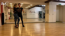 Bachata Combination Class 3 - Eva y Nico - Intermediate