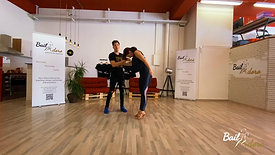 Bachata Combination Class 6 - Sabrina y Nico  - Advanced
