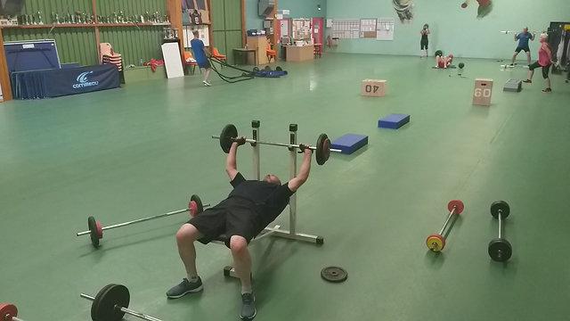 Cross-Training (expert)