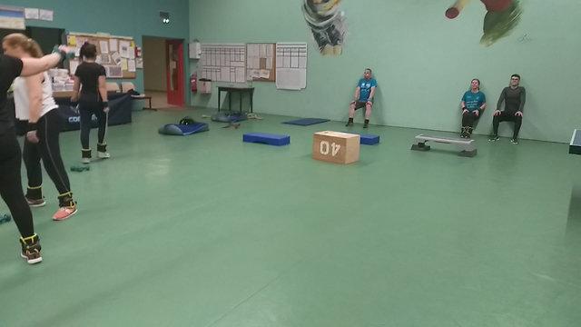 Circuit-Training (débutant)