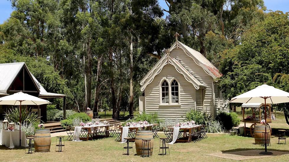 Springhill Wedding