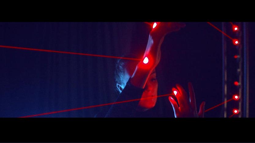 Lockdown Laser Harp