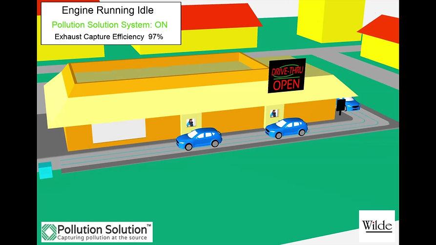 CFD analysis - Drive-Thru results