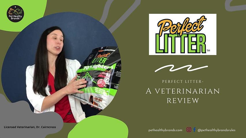 Vet Review-Perfect Litter