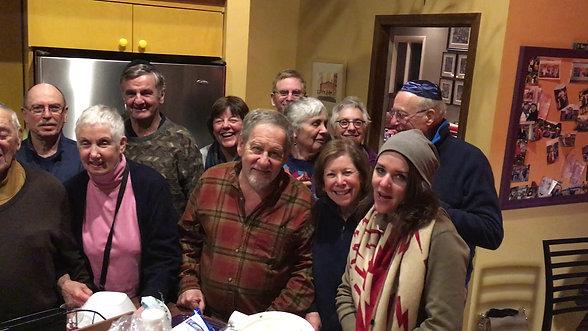 SOZ Hanukkah Party 2018