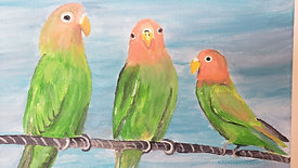 #3 Birds On A Wire