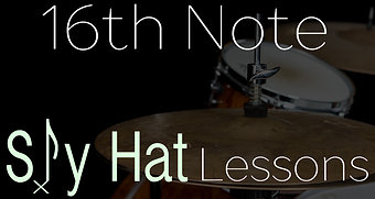 16th Note Beats #1 | Getting Started |