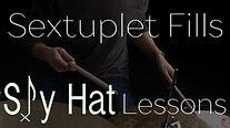 Sextuplet Fills #1   Basics  