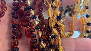 Baltic Amber Jewelry with sound