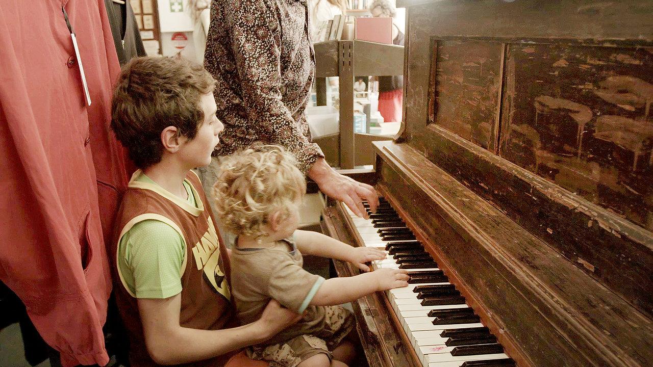 Pianos Forever Trailer