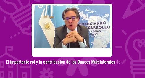 """""""Financiando el desarrollo: el rol de la banca multilateral en América Latina"""""""