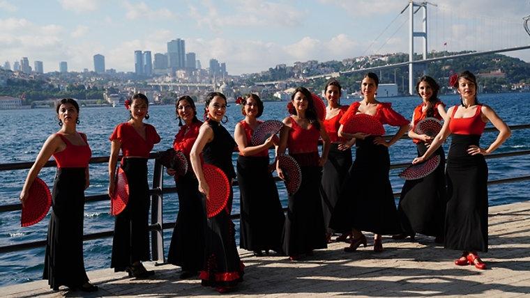 Melis Cangüler Azulmavi Flamenko Akademi Özel Videolar