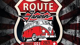 Route EGJ - Jou ROADTRIP saam met Jansen!