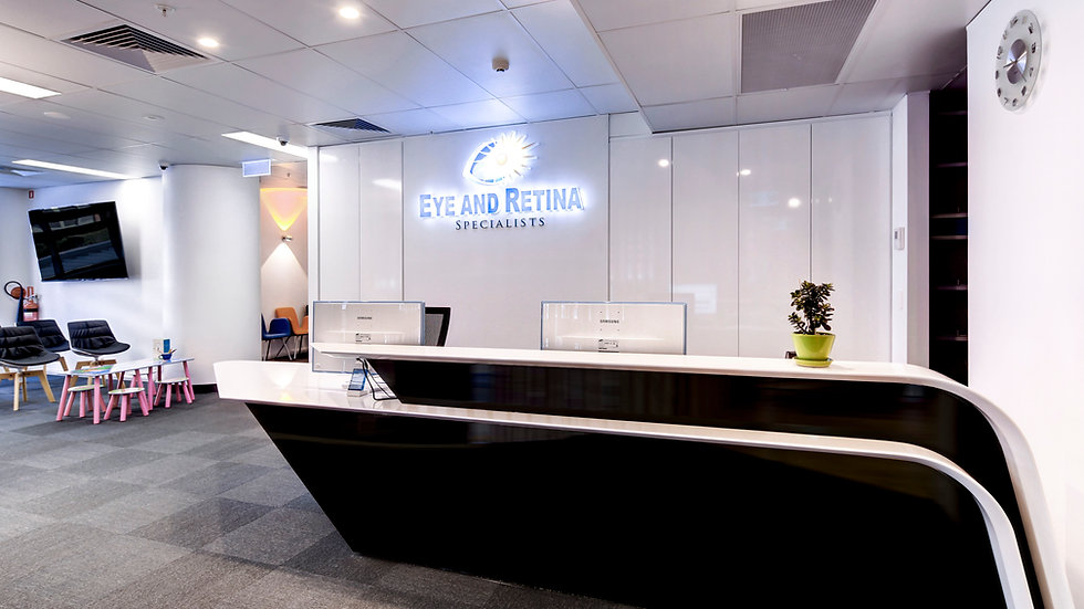 Eye and Retina Specialists Introduction Video