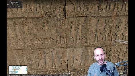A Virtual Tour to Ancient Persia