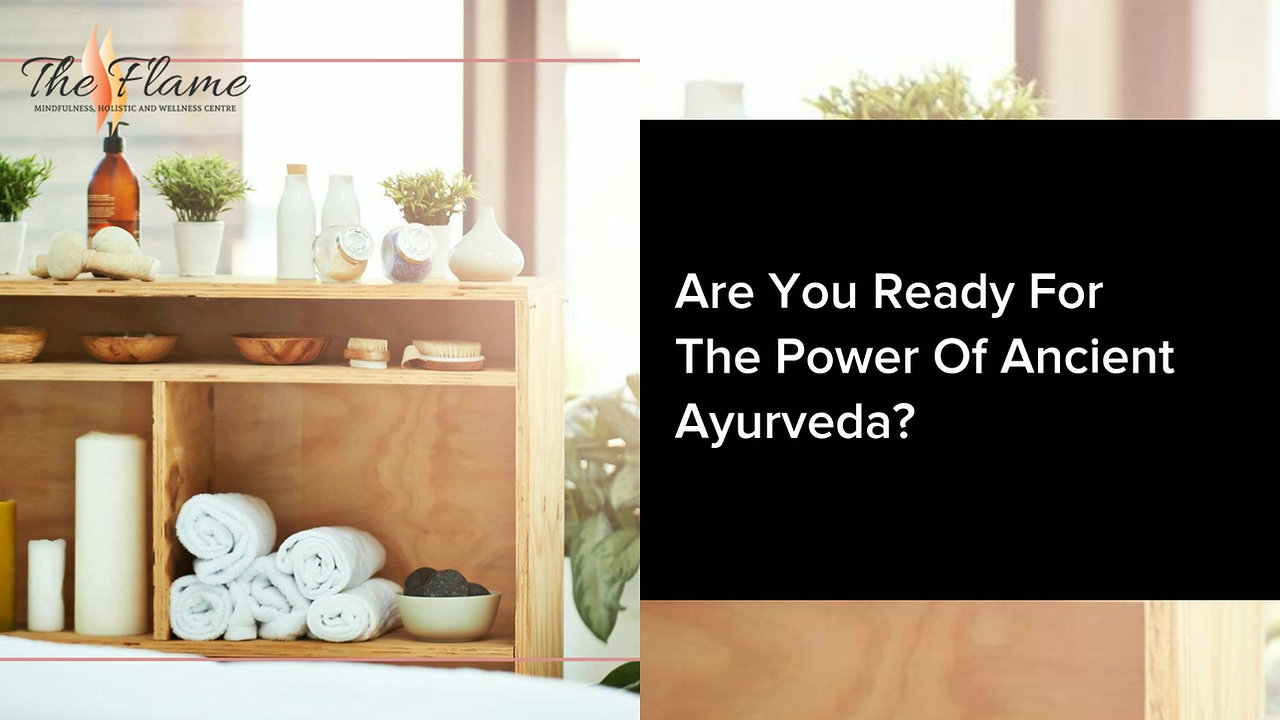 Ancient Ayurvedic Massages