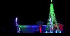 Iluminação Natalina e Final de Ano