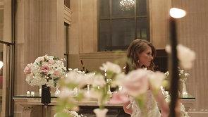 A Grand Hall Wedding