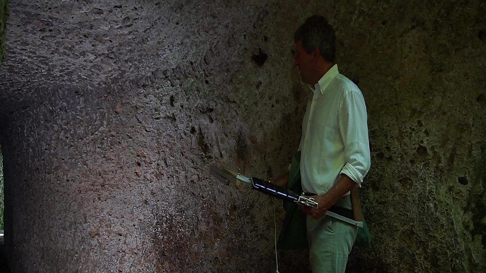 FLKT Michael Franke - Vie cave dell'Etruria - parte 3
