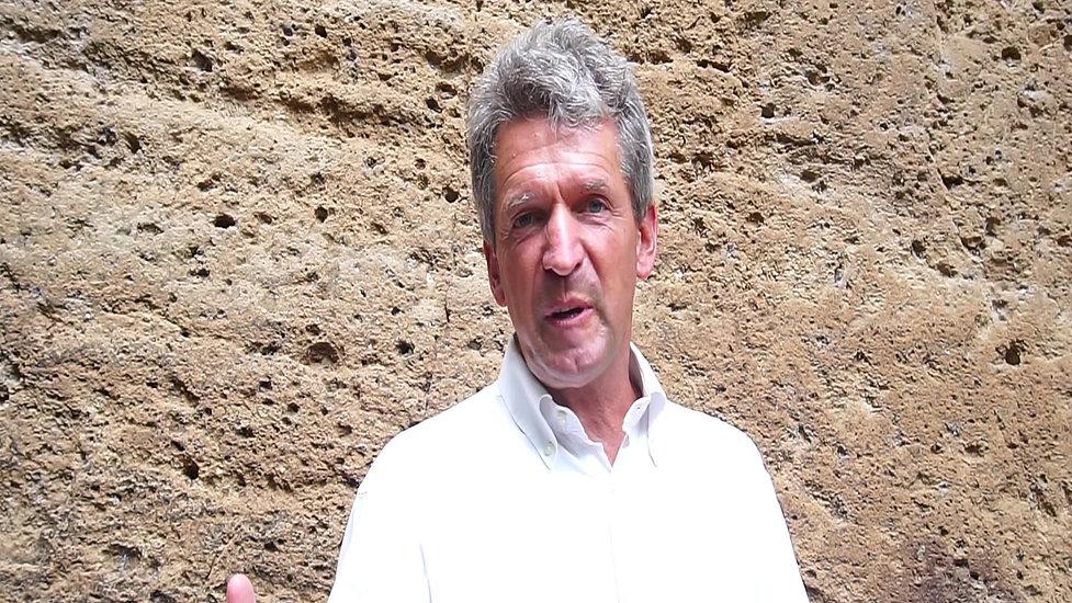 FLKT Michael Franke - Via cave dell'Etruria - parte 7