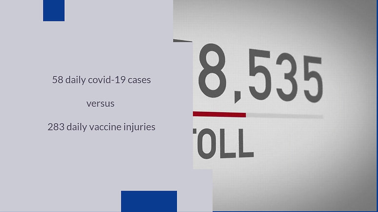 People for safe vaccines basic stats