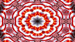 Fractal Flower Kaleidoscope  $22