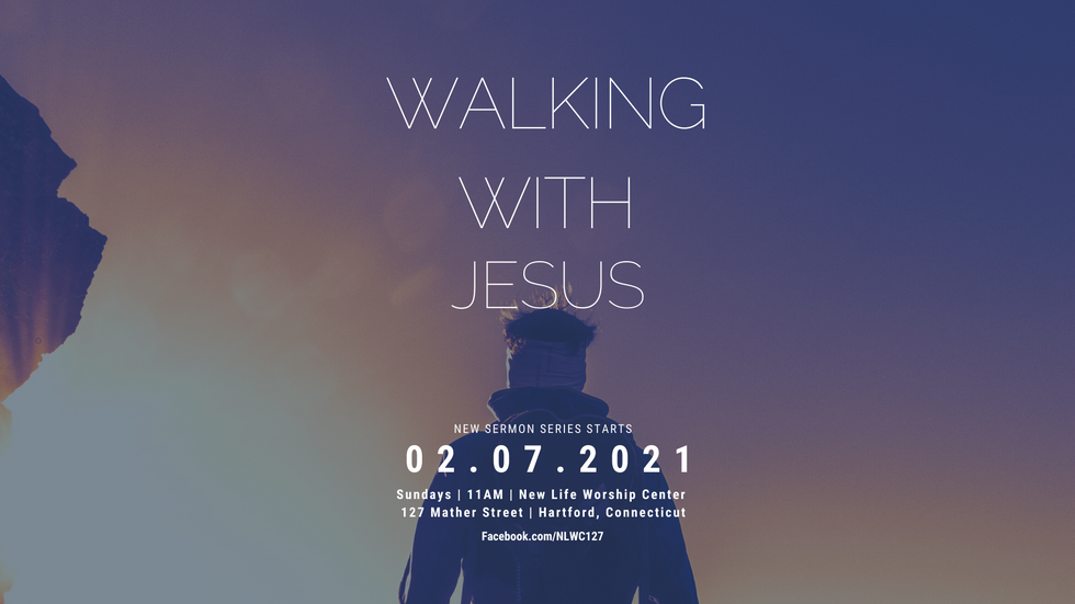 Walking with Jesus | Benefits of Walking with Him