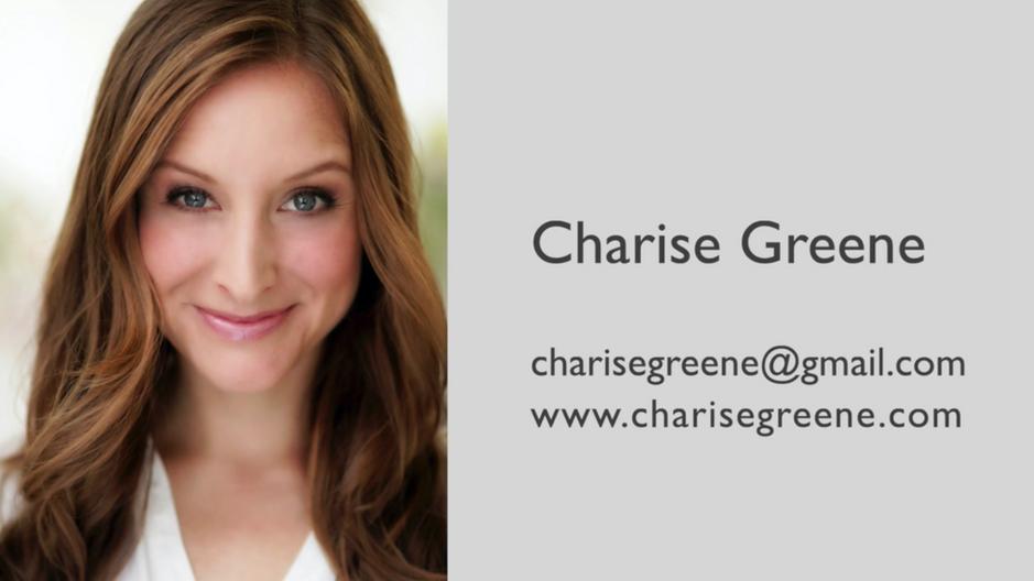 Charise Greene