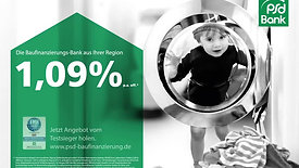 Out Of Home Kampagne PSD Bank