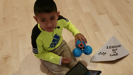 Learning to Code with Dash Robot
