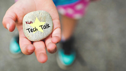 Intro to Kids Tech Talk Podcast