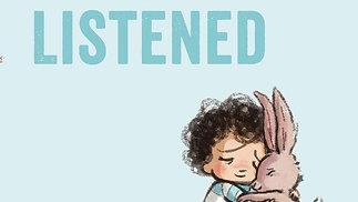 "Storytime: ""The Rabbit Listened"