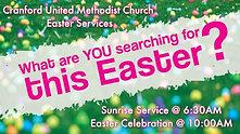 Easter Worship 4/12/20