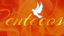 Pentecost Worship 5/31/20