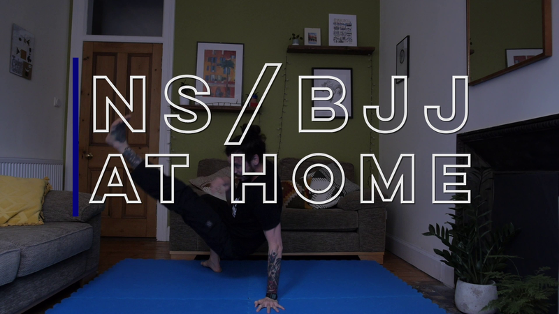 BJJ AT HOME