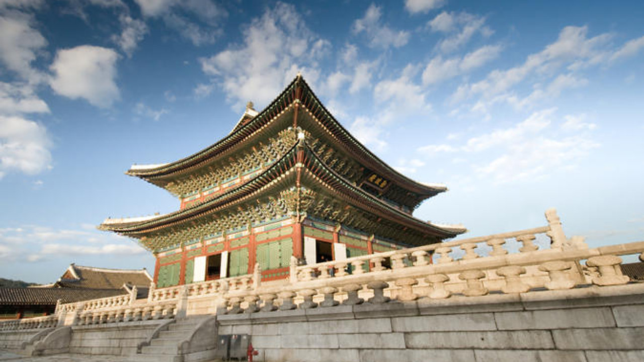 South Korea - Be inspired by nature