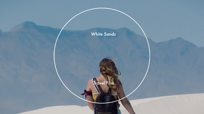 White Sands Route 66 Video