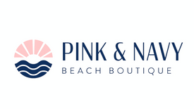Pink and Navy Boutique