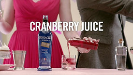 """Pinnacle Vodka - Song: """"Like Wow!"""" by Salme Dahlstrom feat. Cole Williams"""